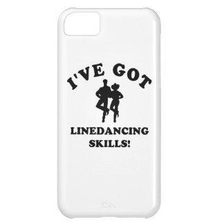 Line dance skill gift items iPhone 5C cases