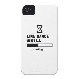 Line dance skill Loading...... iPhone 4 Case-Mate Case