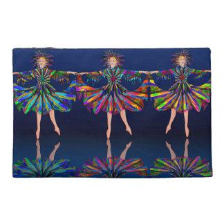 line dance travel accessory bag