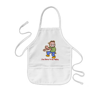 Line Dancer in the Making! (Boy) Apron