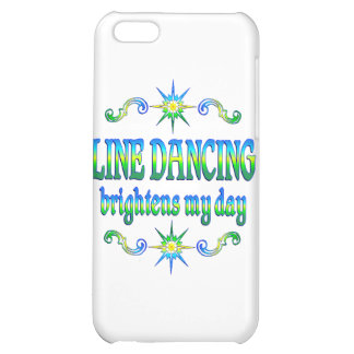 Line Dancing Brightens iPhone 5C Covers