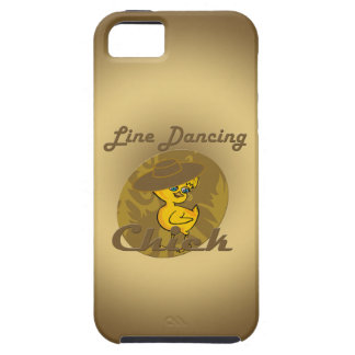 Line Dancing Chick #6 Tough iPhone 5 Case