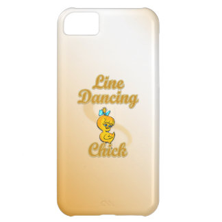 Line Dancing Chick iPhone 5C Case