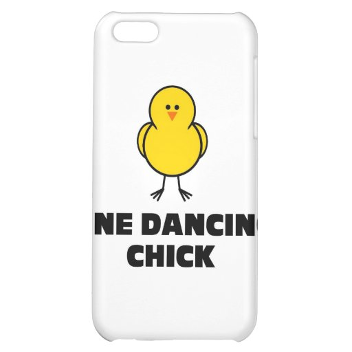 Line Dancing Chick Cover For iPhone 5C