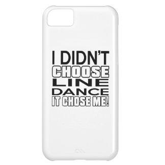 LINE DANCING CHOSE ME DESIGNS iPhone 5C CASE