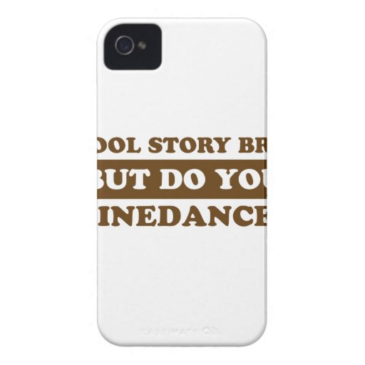 Line dancing dance iPhone 4 cover