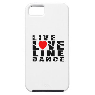 LINE DANCING Designs iPhone 5 Covers