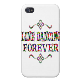 Line Dancing Forever iPhone 4/4S Cover