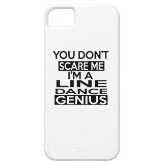 LINE DANCING GENIUS DESIGNS iPhone 5 CASE