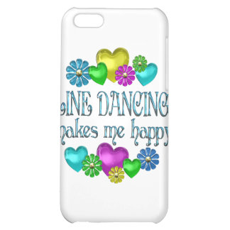 Line Dancing Happinness iPhone 5C Cases