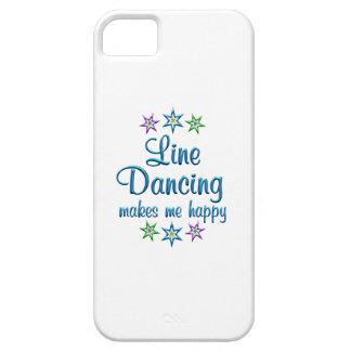 Line Dancing Happy iPhone 5 Case