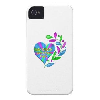 Line Dancing Happy Heart iPhone 4 Case