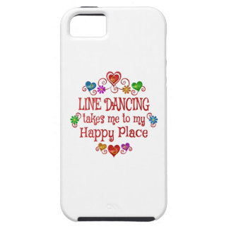 Line Dancing Happy Place iPhone 5 Cover