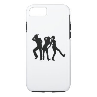 Line dancing iPhone 7 case