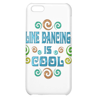 Line Dancing is Cool iPhone 5C Cases