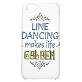 Line Dancing is Golden iPhone 5C Cover