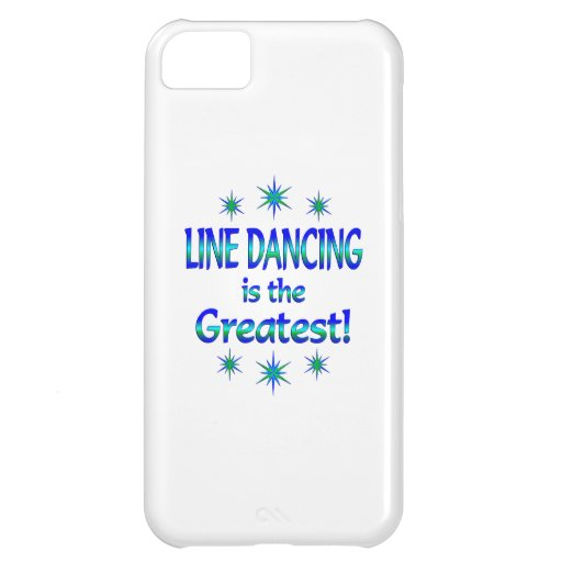Line Dancing is the Greatest iPhone 5C Case