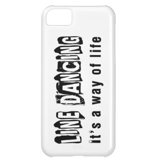 Line dancing It's A Way Of Life iPhone 5C Covers