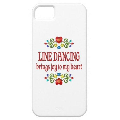 Line Dancing Joy iPhone 5 Case