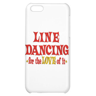 Line Dancing Love iPhone 5C Cases