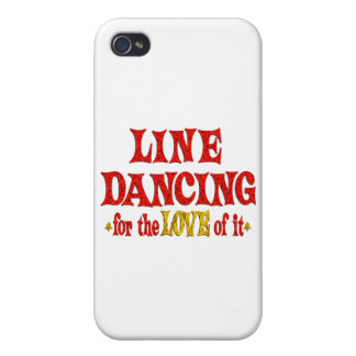 Line Dancing Love Covers For iPhone 4