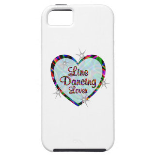 Line Dancing Lover iPhone 5 Covers