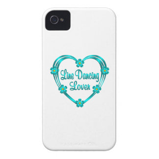 Line Dancing Lover iPhone 4 Covers