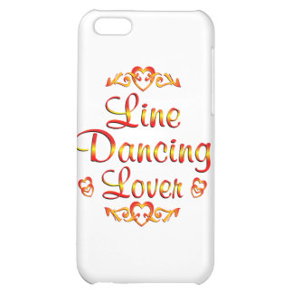 Line Dancing Lover Cover For iPhone 5C