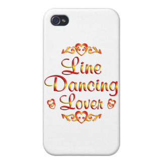 Line Dancing Lover iPhone 4/4S Cases
