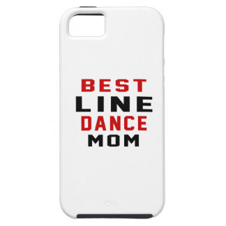 Line dancing Mom iPhone 5 Cases