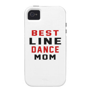 Line dancing Mom Vibe iPhone 4 Cover