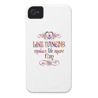 Line Dancing More Fun iPhone 4 Case-Mate Case