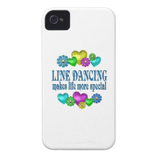 Line Dancing More Special Case-Mate iPhone 4 Case