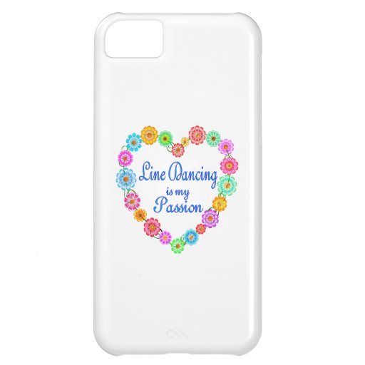 Line Dancing Passion iPhone 5C Cases