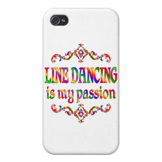 Line Dancing Passion iPhone 4 Cases