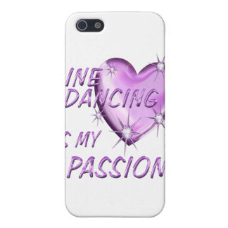 LINE DANCING PASSION iPhone 5 CASES