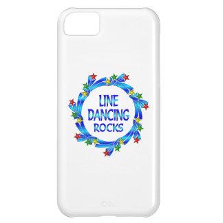 Line Dancing Rocks Case For iPhone 5C