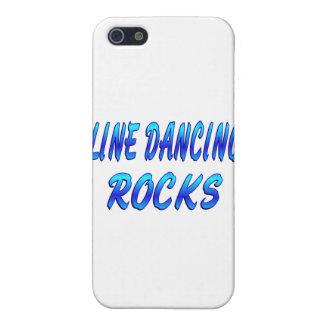 LINE DANCING ROCKS iPhone 5 CASES