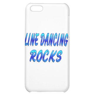 LINE DANCING ROCKS iPhone 5C COVERS