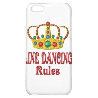 LINE DANCING RULES CASE FOR iPhone 5C