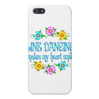 Line Dancing Smiles Case For iPhone 5