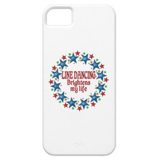Line Dancing Stars iPhone 5 Cover