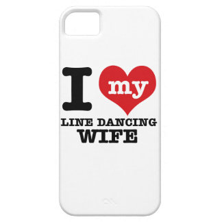 Line dancing Wife Case For The iPhone 5