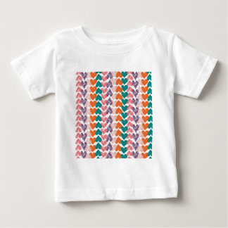 Line Heart T Shirts