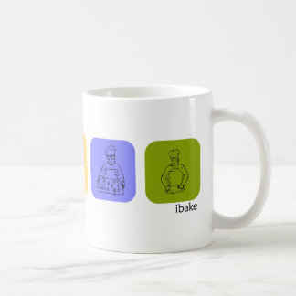 Line of Bakers/Pastry chefs Coffee Mugs