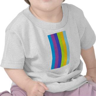 Line of colors t shirt