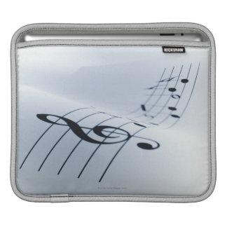 Line of Music iPad Sleeve