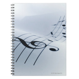 Line of Music Notebooks