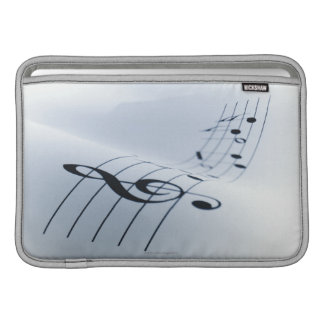 Line of Music Sleeve For MacBook Air