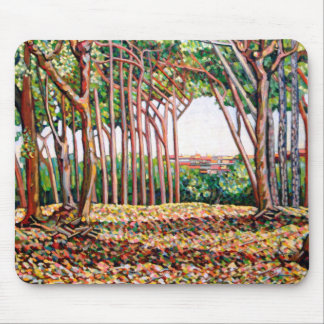 Line of Trees 2009 Mouse Mat